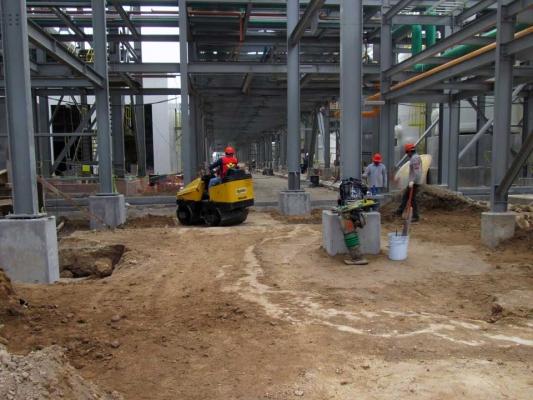 Excavaciones, Compactaciones